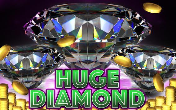 Huge Triple Diamond Slots Machine 2019 screenshot 8
