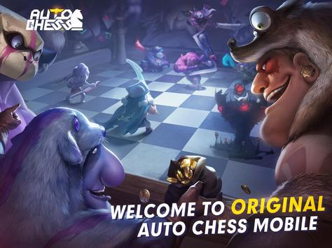 Auto Chess poster