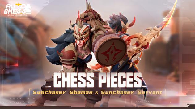 Auto Chess ảnh chụp màn hình 1