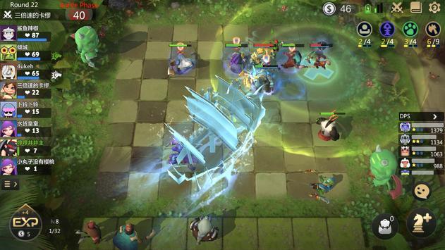 Auto Chess ảnh chụp màn hình 5
