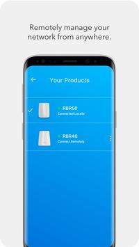 NETGEAR Orbi – WiFi System App syot layar 6