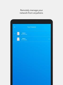 NETGEAR Orbi – WiFi System App syot layar 20