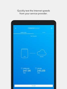 NETGEAR Orbi – WiFi System App syot layar 18