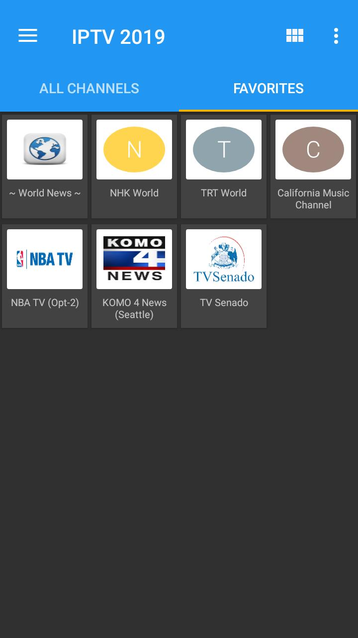 IPTV Pro for Android - APK Download
