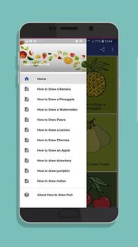 How to Draw Fruit Step by Step screenshot 1