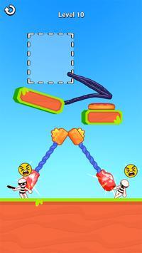 お絵描きヒーロー3D:お絵描きパズルゲーム スクリーンショット 17