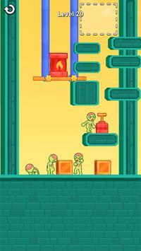 お絵描きヒーロー3D:お絵描きパズルゲーム スクリーンショット 19