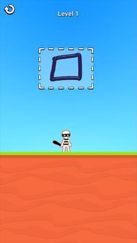 お絵描きヒーロー3D:お絵描きパズルゲーム スクリーンショット 20