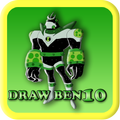 How to Draw Ben 10 Aliens Characters