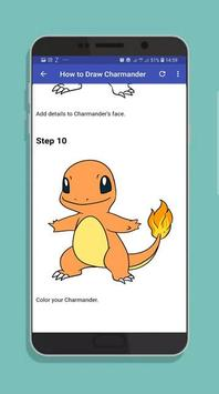 How to Draw Pocket Monster Step by Step screenshot 3