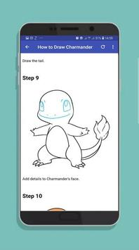 How to Draw Pocket Monster Step by Step screenshot 2