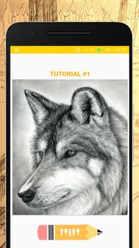 How to Draw Wolves screenshot 4
