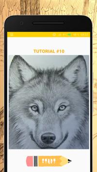 How to Draw Wolves screenshot 2