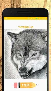How to Draw Wolves screenshot 3