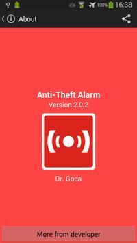 Anti-Theft Alarm screenshot 7