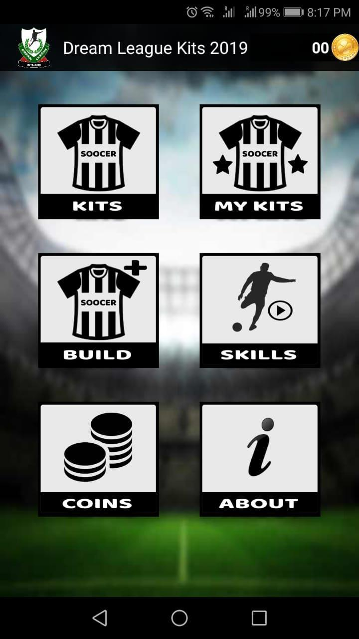 Dream League Kits 2019 for Android - APK Download