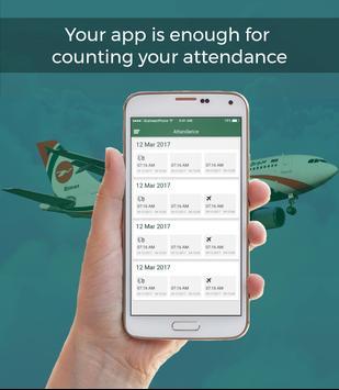 Crew Attendance System - Biman Bangladesh Airlines screenshot 4