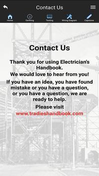 Electrician Handbook screenshot 6