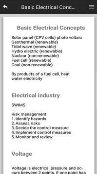 Electrician Handbook screenshot 2