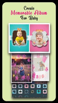 Baby Story Photo Editor 👶 Milestones for Babies screenshot 4
