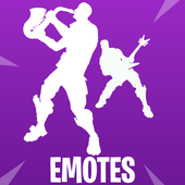 Viewer Dance: All Battle Royale Dances and Emotes أيقونة