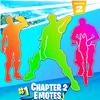 Viewer Dance: All Battle Royale Dances and Emotes आइकन