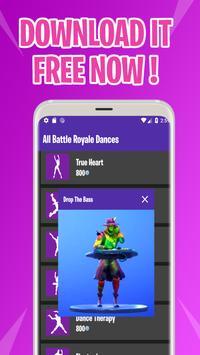 Viewer Dance: All Battle Royale Dances and Emotes تصوير الشاشة 2