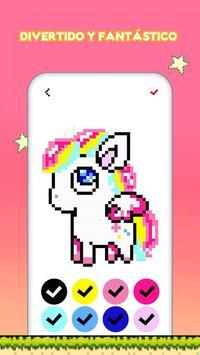 Color de número: color por número, número de color captura de pantalla 3