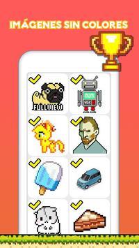 Color de número: color por número, número de color captura de pantalla 5