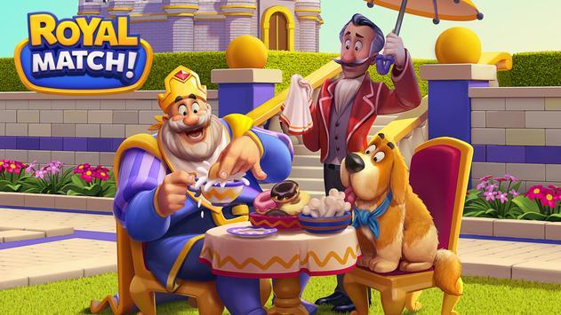 Royal Match स्क्रीनशॉट 7