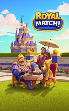 Royal Match تصوير الشاشة 23