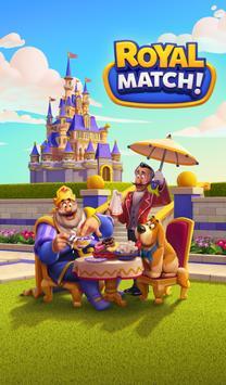 Royal Match تصوير الشاشة 15