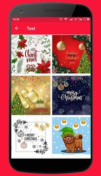 Christmas Stickers and Santa emoticons screenshot 4