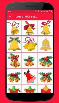 Christmas Stickers and Santa emoticons screenshot 5