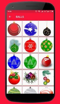 Christmas Stickers and Santa emoticons screenshot 6