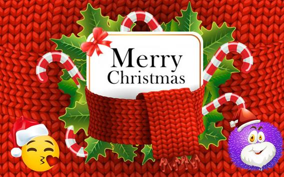 Christmas Stickers and Santa emoticons screenshot 8