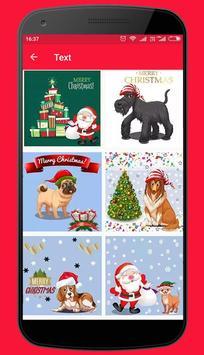 Christmas Stickers and Santa emoticons screenshot 1