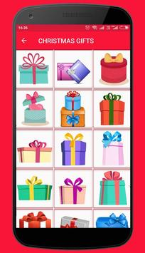 Christmas Stickers and Santa emoticons screenshot 2