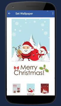 Santa Wallpaper🎄 screenshot 2