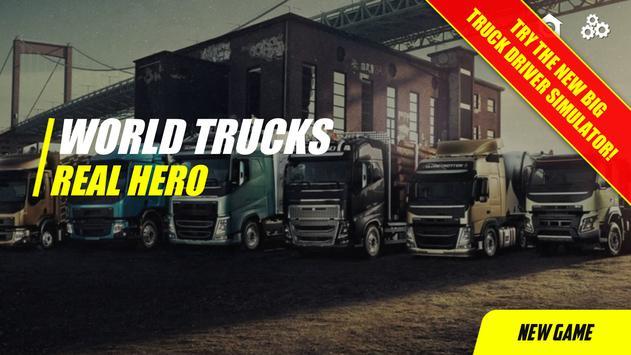 World Trucks Real Hero poster