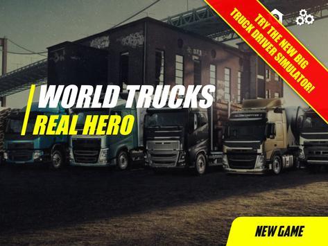 World Trucks Real Hero screenshot 5
