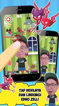 Edho Zell: Tap Tap Nyamuk screenshot 1