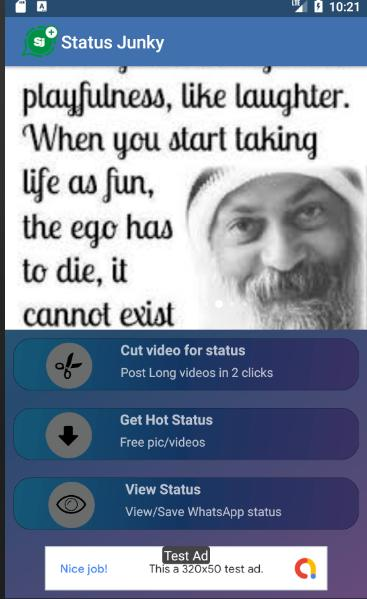 Whatsapp Status Downloader Status Junky For Android Apk
