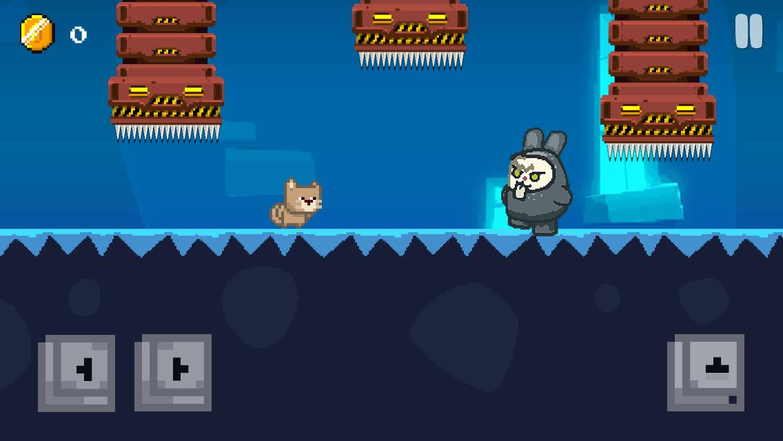 Super Cat Runner: 8-bit 2D Platformer Game | Retro for