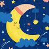 Schlaflieder für Babys Zeichen
