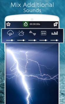 Sons de pluie: Relax et Sommeil capture d'écran 2