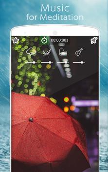 Sons de pluie: Relax et Sommeil capture d'écran 5
