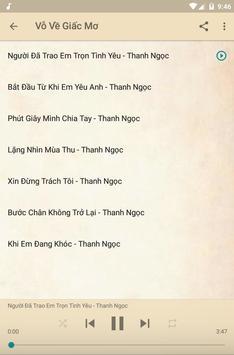 Thanh Ngọc Music Offline screenshot 7