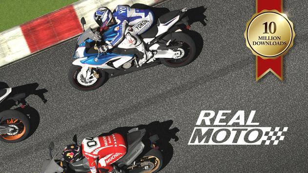 Real Moto poster