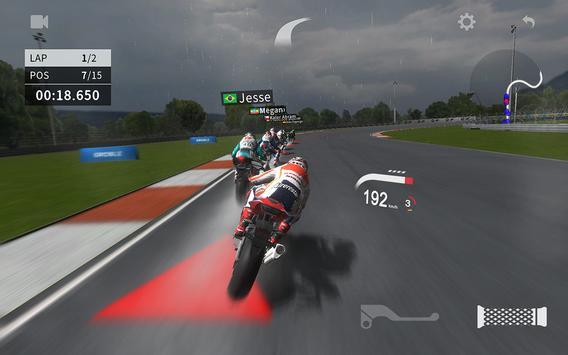 Real Moto 2 captura de pantalla 15